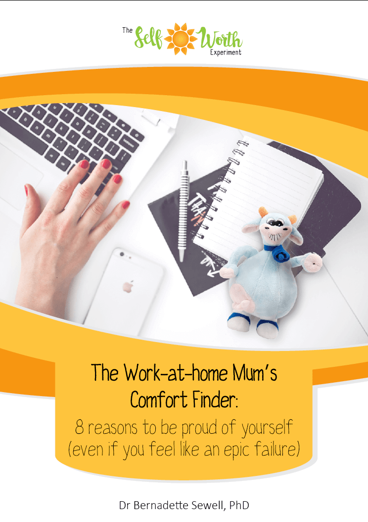 The work-at-home Mum's comfort finder