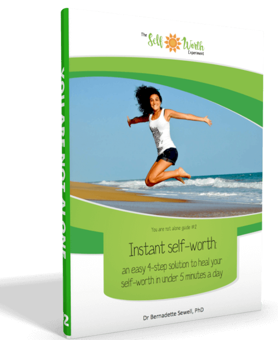 Free resource pack: Your healthy self-worth starter kit