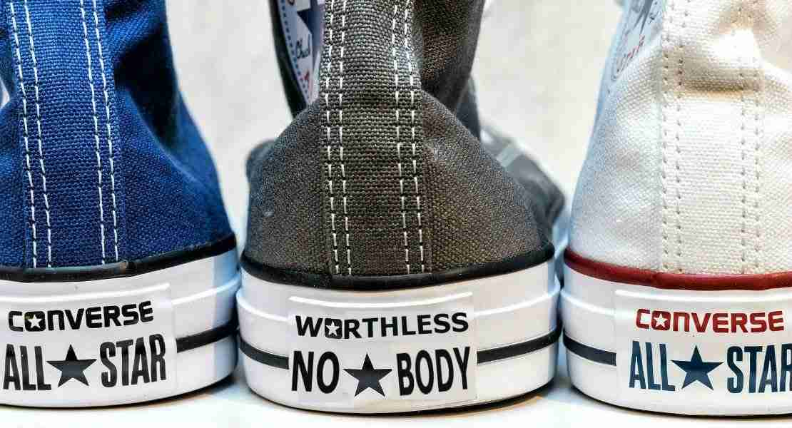 How to boost your self-worth (by getting rid of your shoes)