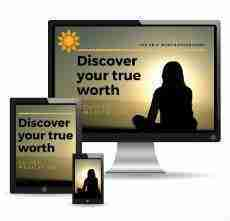 """Discover your true worth"" guided meditation"