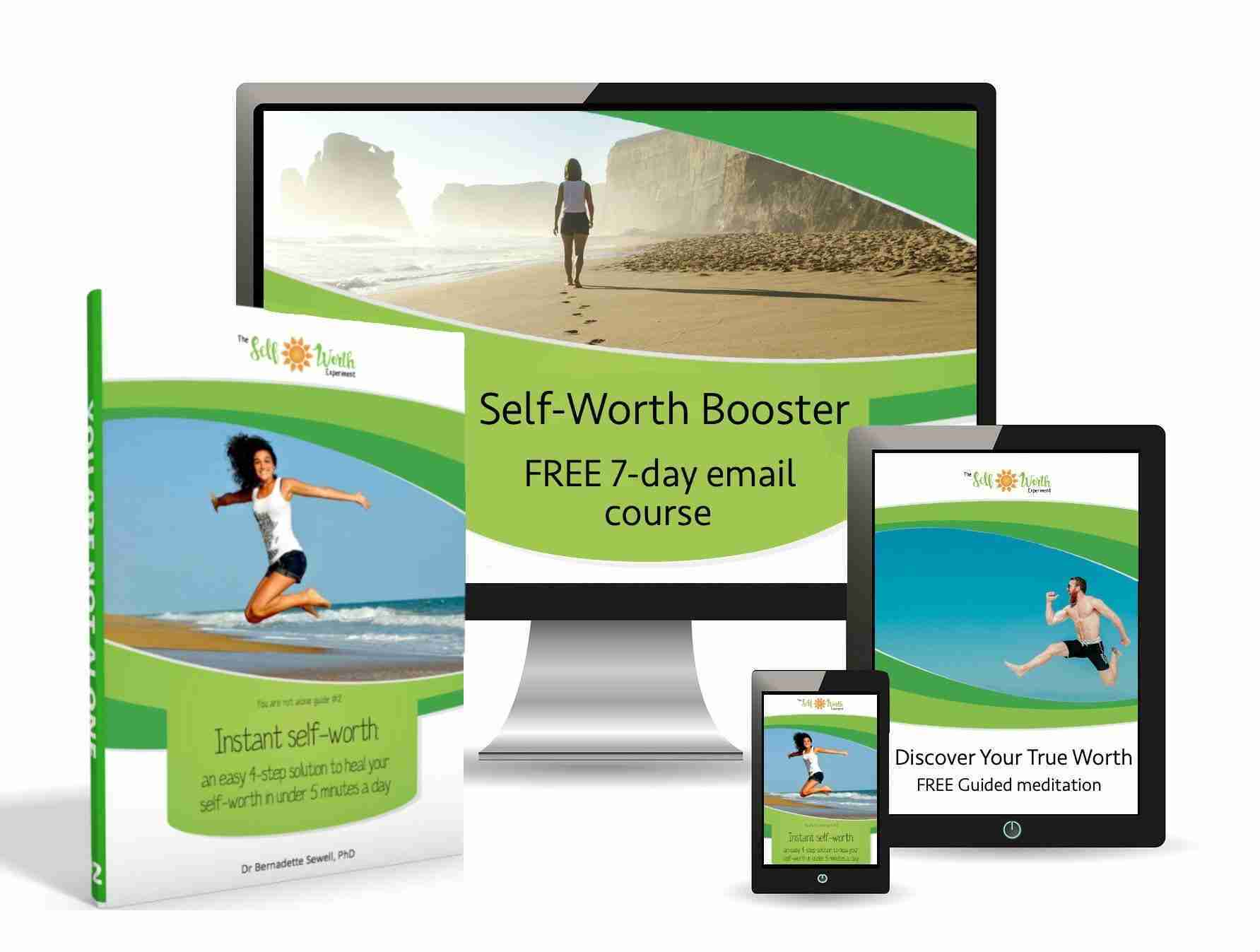 Your FREE Healthy Self-Worth Starter Kit