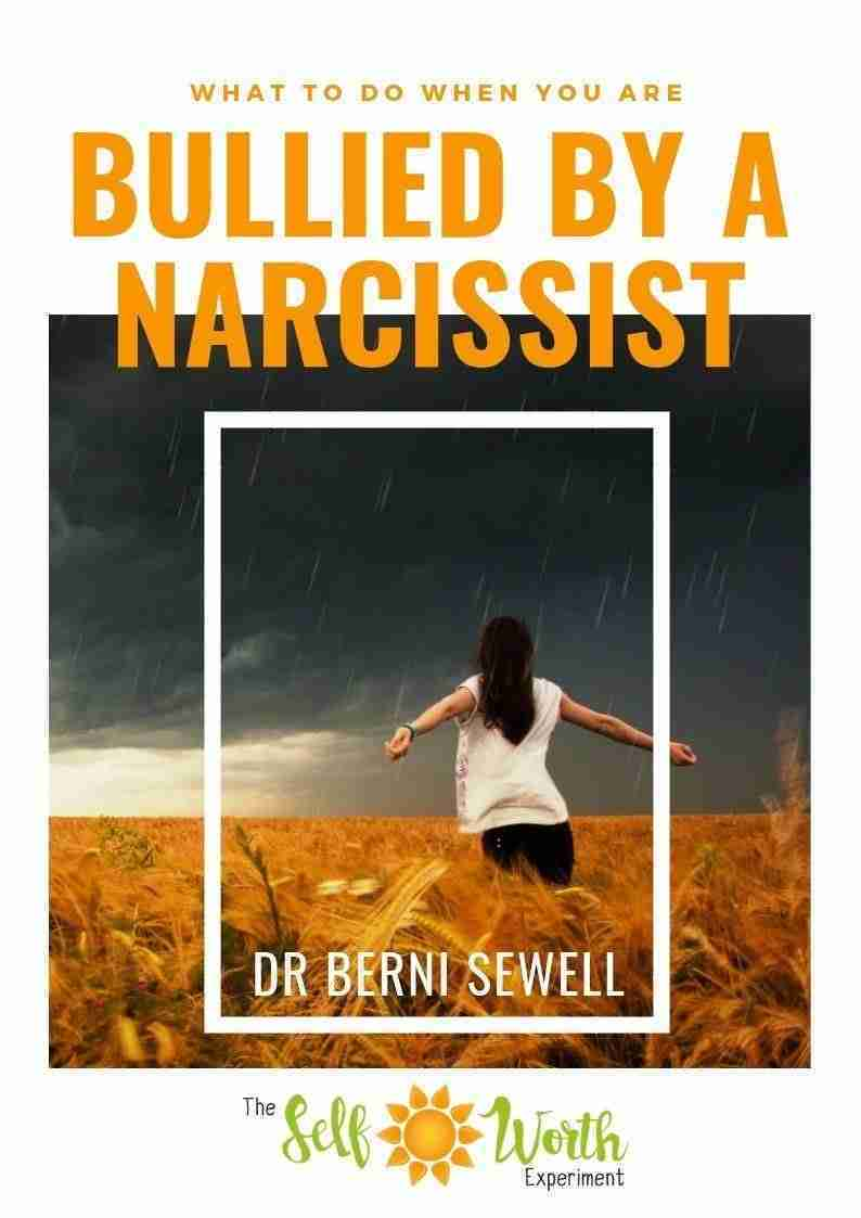 Download the Pdf of this article: What to do when you are bullied by a narcissist.